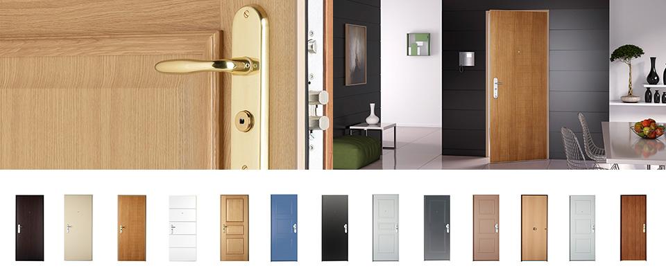 FOXEO S : la nouvelle porte blinde d appartement Fichet certifie